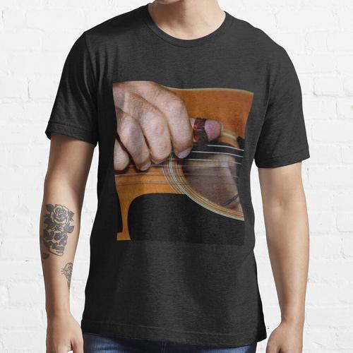 Gitarren-Pickin ' Essential T-Shirt