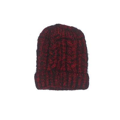 Beanie Hat: Red Accessories