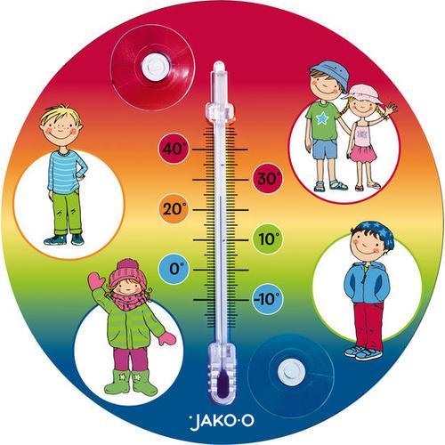 JAKO-O Außenthermometer, bunt