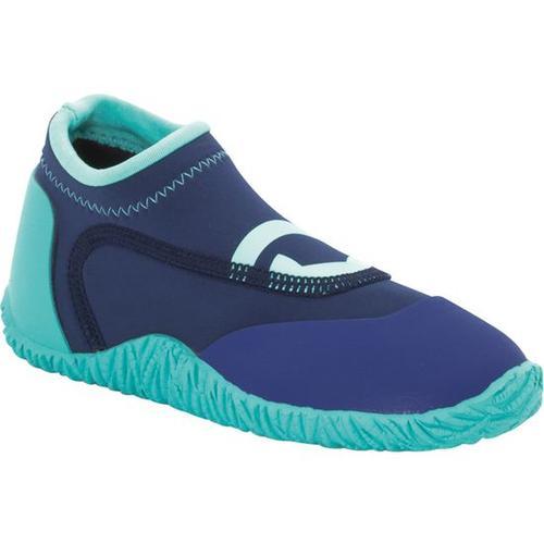 Kinder-Neopren-Schuhe, blau, Gr. 27/28