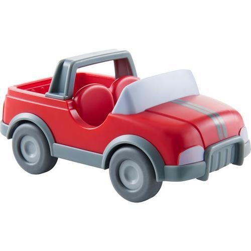 HABA Little Friends – Tierarzt-Auto, rot