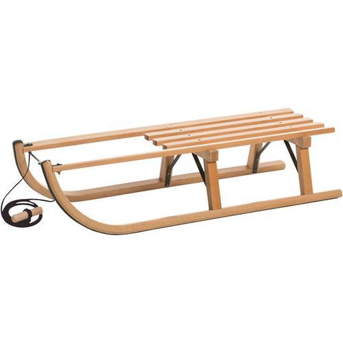 JAKO-O Holzschlitten L 90 cm, braun