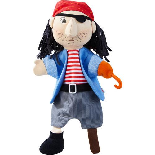 HABA Handpuppe Pirat, blau