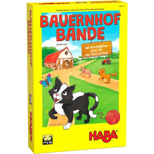 HABA Bauernhof-Bande, bunt