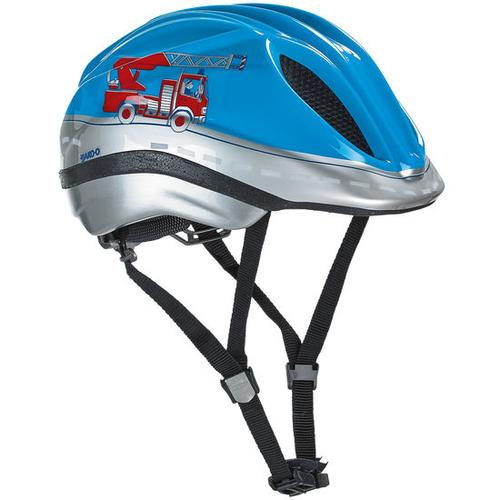 JAKO-O KED Fahrradhelm Motiv, blau, Gr. 46