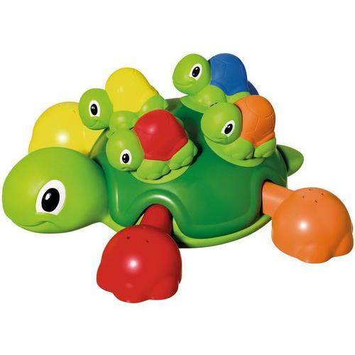 Schildkrötenfamilie, bunt
