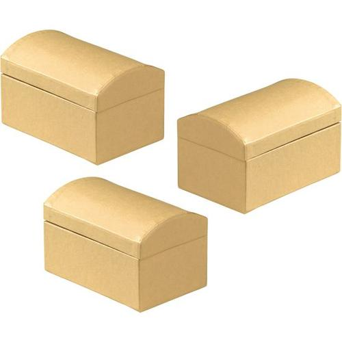 JAKO-O Schatztruhe klein, gold