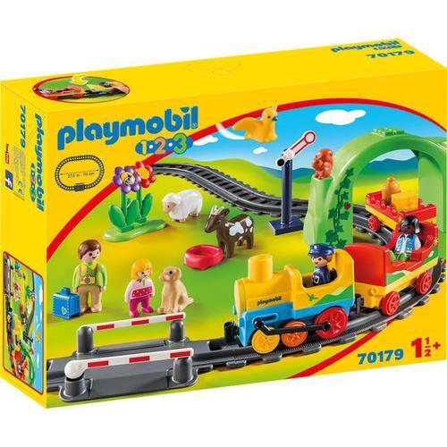 PLAYMOBIL® 1.2.3 70179 Meine erste Eisenbahn, bunt