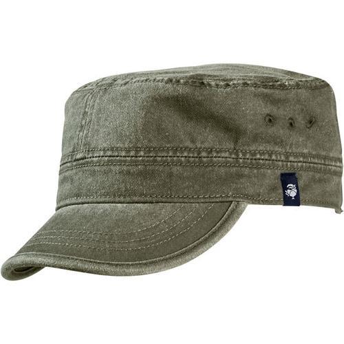 Basecap, khaki, Gr. 50/52
