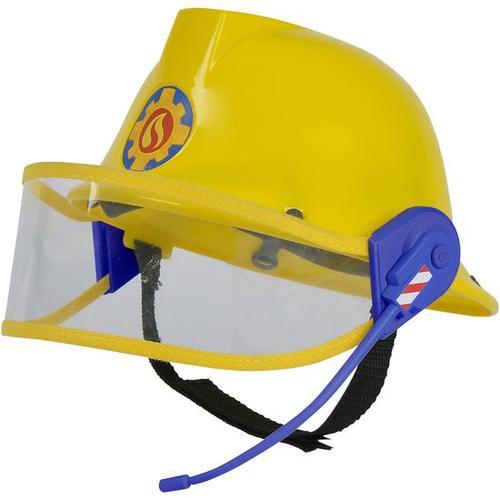 Feuerwehrmann Sam Helm, gelb