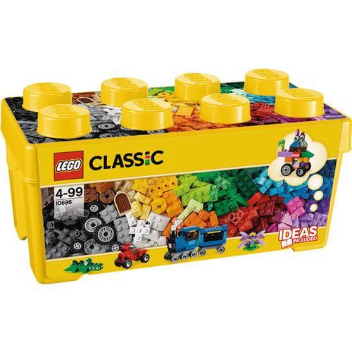 LEGO® Classic LEGO® Mittelgroße Bausteine-Box 10696, bunt
