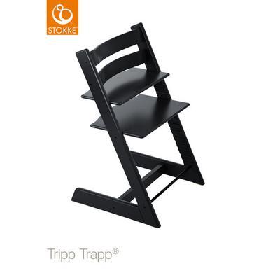 Stokke® Tripp Trapp®, schwarz