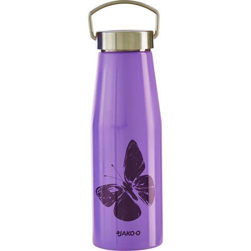 JAKO-O Trinkflasche Edelstahl, lila