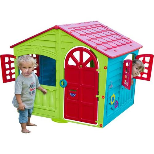 JAKO-O Spielhaus, bunt