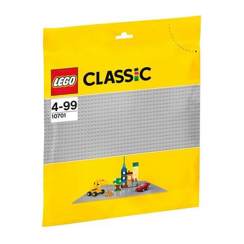 LEGO® Classic Graue Grundplatte 10701, grau