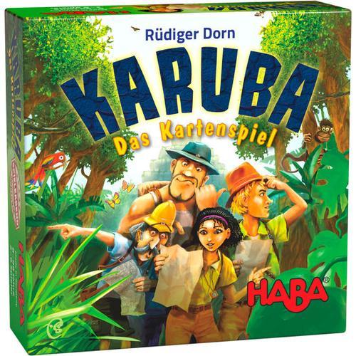 HABA Karuba - Das Kartenspiel, bunt