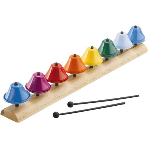JAKO-O Glockenspiel, bunt