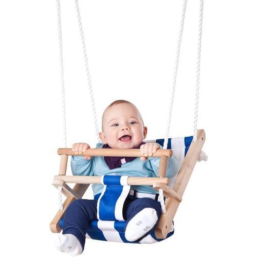 JAKO-O Babyschaukel, blau