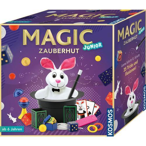 Magic Zauberhut, bunt
