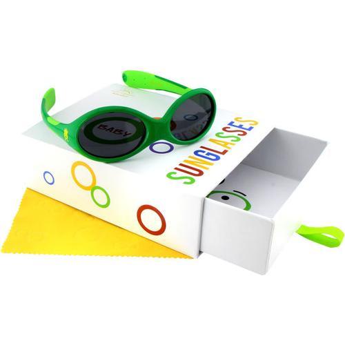 Baby-Sonnenbrille, grün