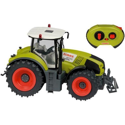 Happy People® Traktor Claas Axion, ferngesteuert, grün