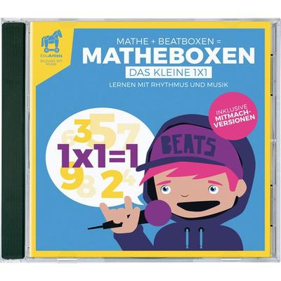 CD Matheboxen – Das kleine 1x1, bunt