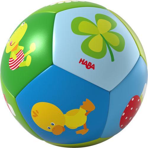 HABA Babyball Glücksbringer, bunt