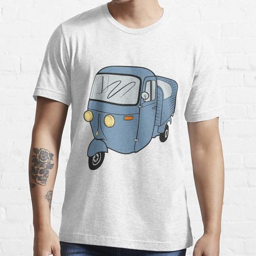 Ape Vespacar Dreirad Essential T-Shirt