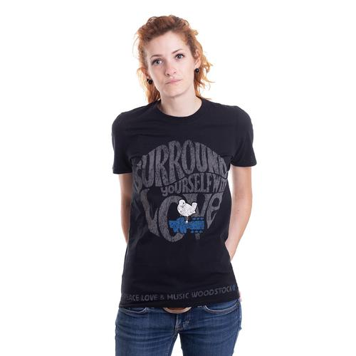 Woodstock - Surround Yourself - - T-Shirts