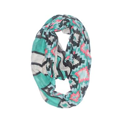 Scarf: Teal Stripes Accessories