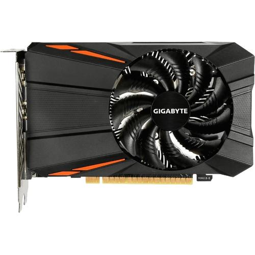 Gigabyte GeForce GTX 1050 Ti (4GB), Grafikkarte