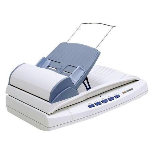 Plustek PL2000Plus, Scanner