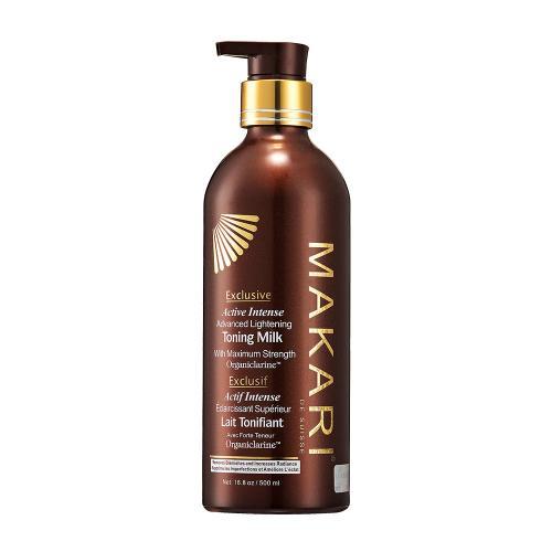Makari Exclusive Lotion zur Hautaufhellung - 500ml Lotion - Mit Karotten- & Arganöl