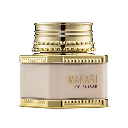Makari Tagescreme zum Aufhellen der Haut - 55ml Creme - 100% natürliche Inhaltsstoffe