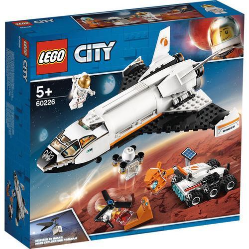 LEGO® City Weltraum Mars-Forschungsshuttle 60226, bunt