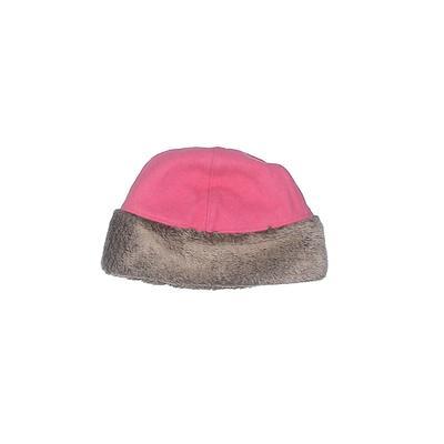Janie and Jack Beanie Hat: Pink ...