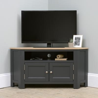 Ellwood Charcoal Large Corner TV...