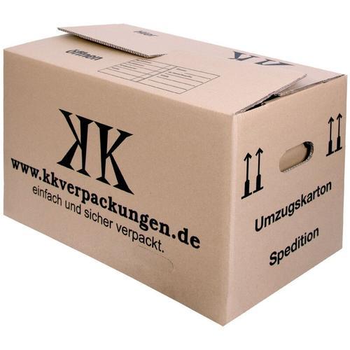 Midori - 140x UMZUGSKARTONS xxl 2-WELLIG 660x 360x 405mm sehr stabil Umzug Kartons