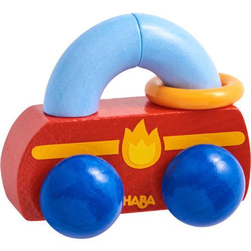 HABA Greifling Rennwagen, bunt