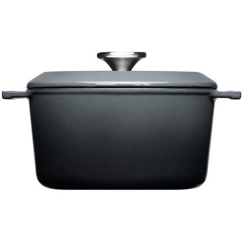 WOLL Kochtopf Iron, Gusseisen, (1 tlg.), Ø 20 cm, Induktion grau Gemüsetöpfe Töpfe Haushaltswaren