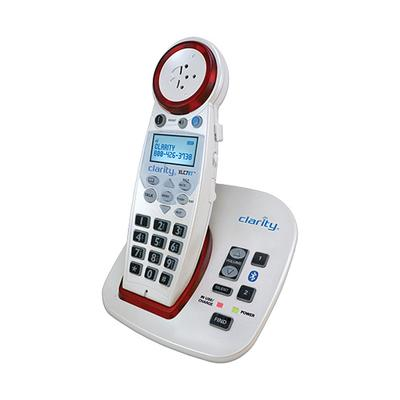 Clarity XLC7BT Severe Hearing Loss Amplified Cordless Phone With Caller ID Loud and Clear Speakerphone