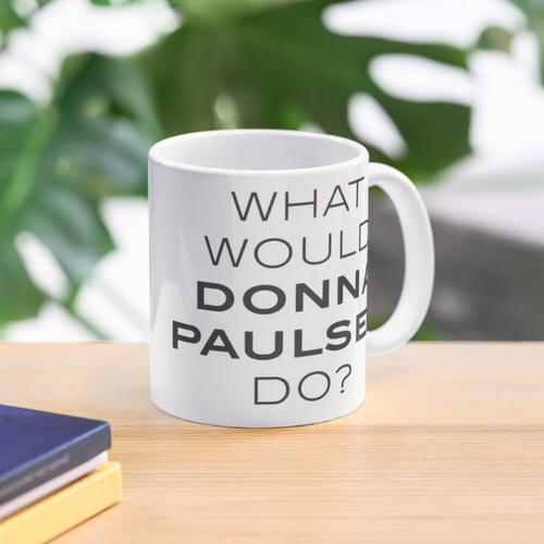 What would Donna Paulsen do? Mug