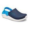 Crocs Crocs Navy / White Kids' Literide™ Clog Shoes