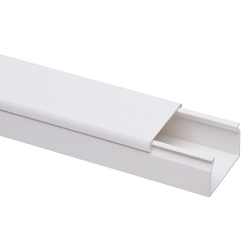 Kopp Kabelkanal weiß 2000 x 40 x 25 mm