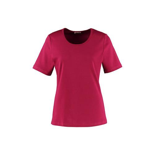 Deerberg Damen Jersey-T-Shirt Feli schwertlilie