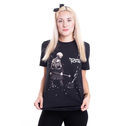 My Chemical Romance - Shredded - - T-Shirts