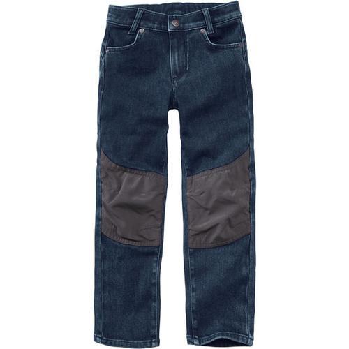 Robust-Jeanshose, blau, Gr. 104
