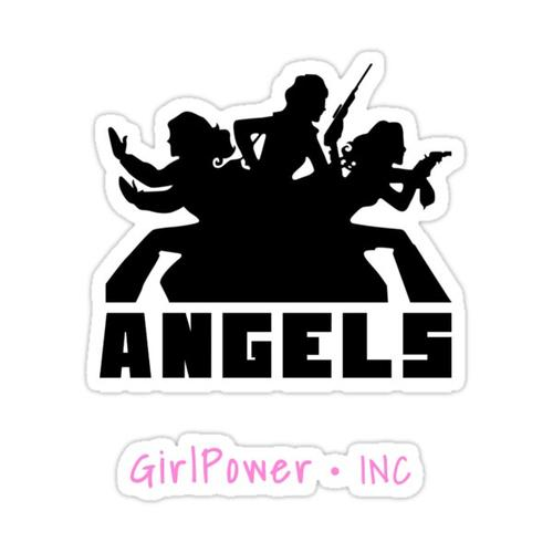 Engel | Girl Power INC Sticker