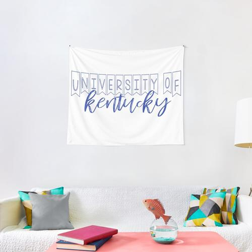 University of Kentucky Wall Tapestry