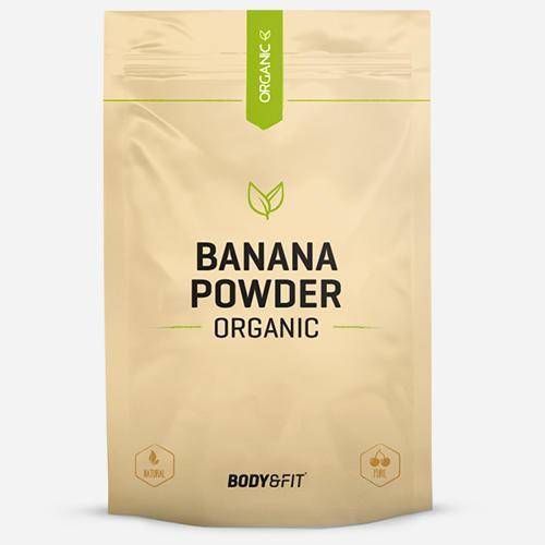 Body&Fit Bananenpulver Biologisch